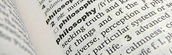 Philosophy Defination